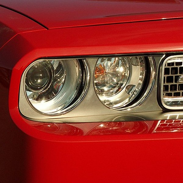 ACC® - Brushed SS Headlight Bezels