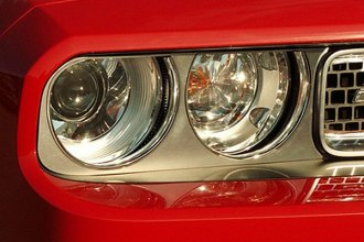 ACC® - Brushed Stainless Steel Headlight Bezels