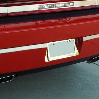 ACC® - Stainless Steel Bumper Insert Trim Plate