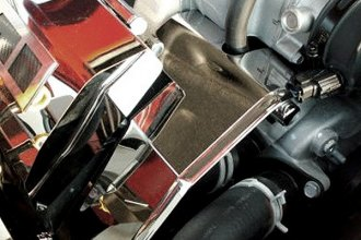 ACC® - Polished Stainless Steel Engine Harness Cover
