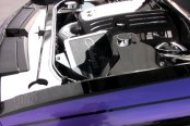 Image may not reflect your exact vehicle! ACC® - Polished SS Cold Air Intake Cover