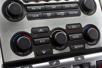 ACC® - Brushed / Polished A/C and Radio Control Trim
