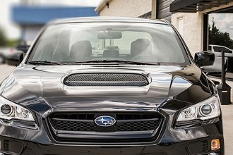 American Car Craft® - Polished Hood Scoop Grille