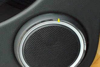 ACC® - Polished Stainless Door Speaker Bezels