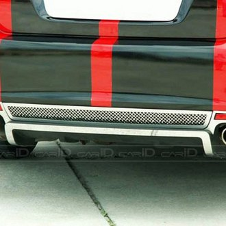 ACC® - Polished Laser Mesh Rear Valance Diffuser Grille