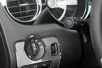 ACC® - Brushed Dashboard Headlight Switch Trim Plate
