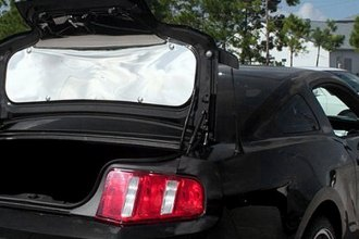 ACC® - Stainless Trunk Panel