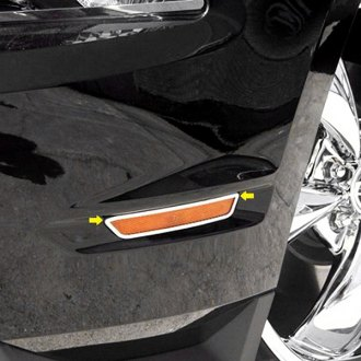 ACC® - Polished Stainless Steel Side Marker Light Trim