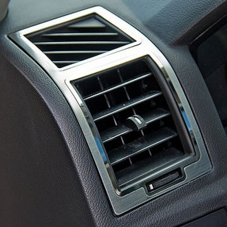ACC® - Brushed Outer A/C Vent Trim