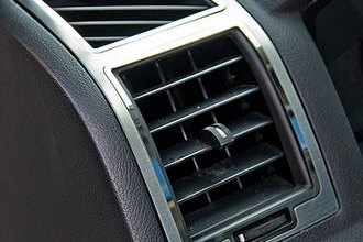ACC® - Polished / Brushed Stainless A/C Vent Trim Outer