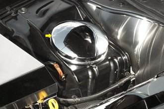 ACC® - Polished SS Shock Tower Dome Covers