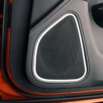 ACC® - Stainless Steel Door Speaker Bezels