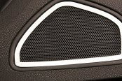 ACC® - Polished Stainless Rear Door Speaker Bezels