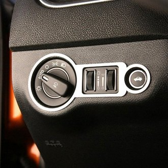 ACC® - Polished Dash Bezel Trim