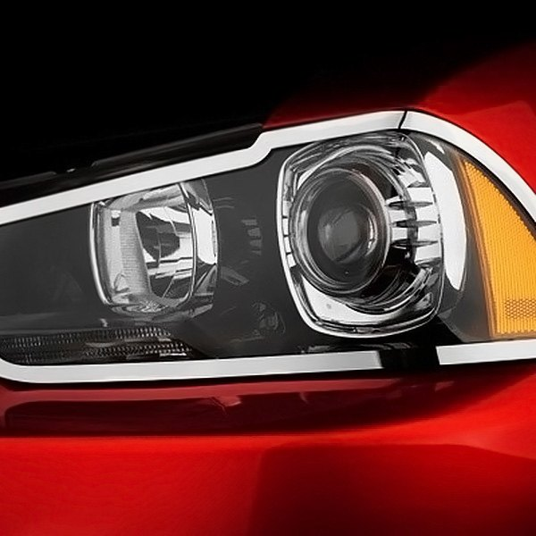 ACC® - Polished Stainless Steel Headlight Trim