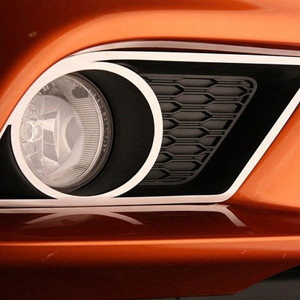 ACC® - Polished SS Fog Light Trim