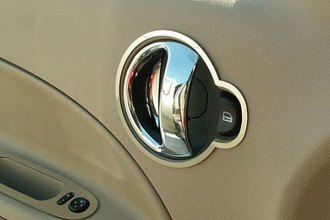 ACC® - Polished Stainless Door Handle Trim Rings