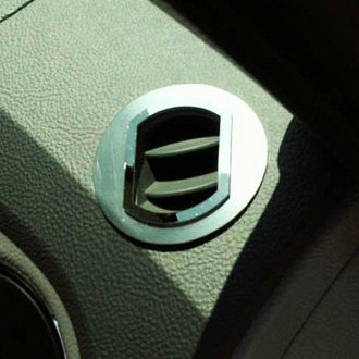 ACC® - Round Polished A/C Vent Trim