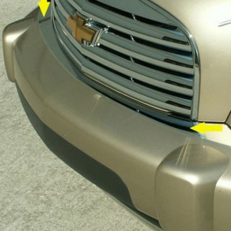 ACC® - Polished Front Bumper Caps