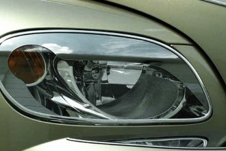 ACC® - Chrome Headlight Eyelid Kit