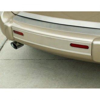 ACC® - Stainless Steel Rear Bumper Insert
