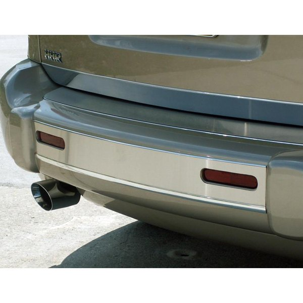 ACC® - Polished Stainless Steel Rear Bumper Insert