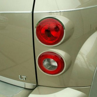 ACC® - Stainless Steel Tail Light Bezels