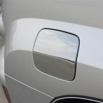 ACC® - Chrome Stainless Steel Gas Cap Cover