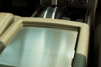 ACC® - Brushed Stainless Center Console Trim