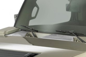ACC® - Polished Stainless Steel Wiper Cowl Cover