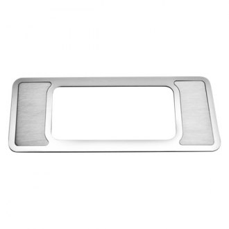ACC® - Brushed Switch Trim Plate