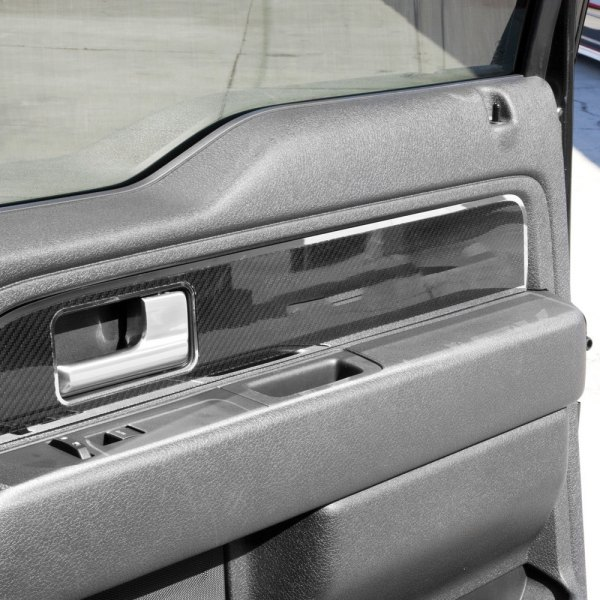 American Car Craft Ford F 150 2010 Carbon Fiber Front