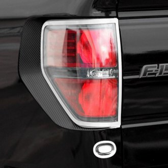 ACC® - Stainless Steel Tail Light Covers