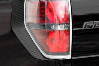 ACC® - Brushed Stainless Steel Tail Light Bezels