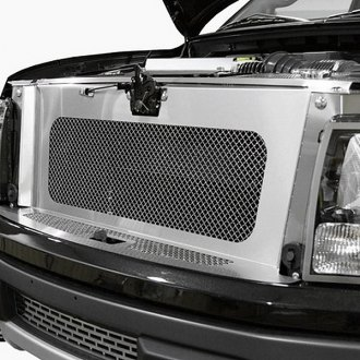 ACC® - Brushed Stainless Steel Grille Fascia