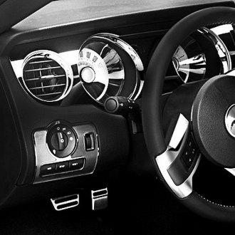 ACC® - Interior Chrome Accessories
