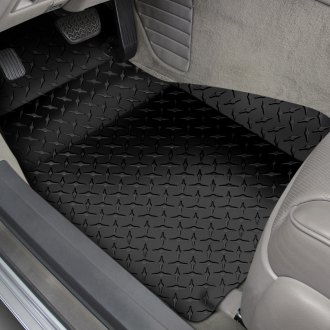 ACC® - Diamond Plate Floor Mats