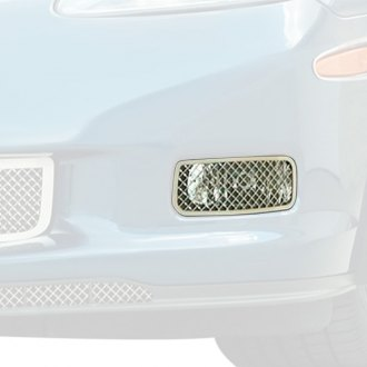 ACC® - Laser Mesh Polished Driving Light Covers