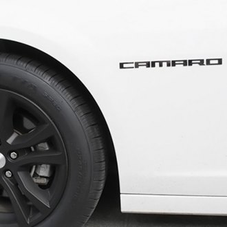 1995 Chevy Camaro Chrome Emblems, Letters & Numbers – CARiD com