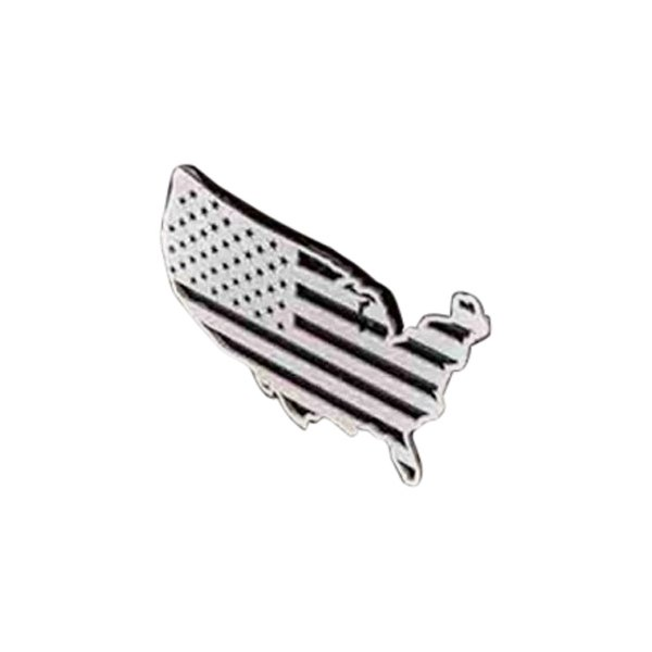 American Car Craft® - Polished Emblem