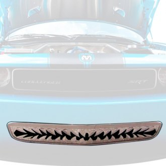 ACC® - 1-Pc Shark Tooth Style Polished CNC Machined Bumper Grille