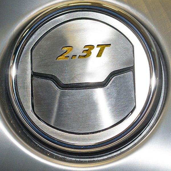 American Car Craft 271058 Org Ac Vent Trim With Orange 23t Logo