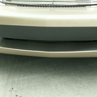 ACC® - 1-Pc Brushed Billet Bumper Grille Trim