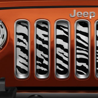 ACC® - Safari Style CNC Machined Grille