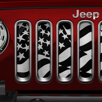 ACC® - Star Spangled CNC Machined Grille
