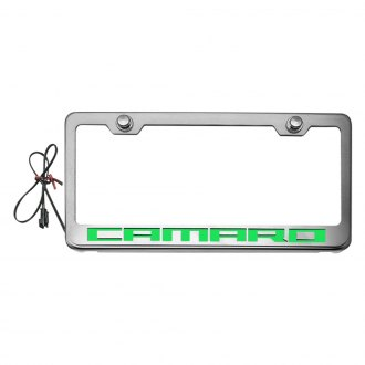 ACC® - License Plate Frame with LED Logo