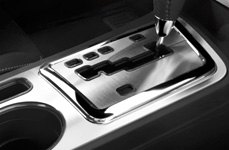 ACC® - Stainless Steel Shifter and Cupholder Surround Plate