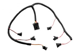 Accel® - Fuel Injection Wire Harness