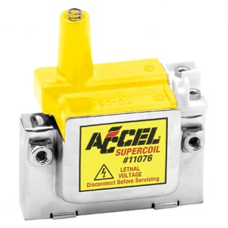 Accel® - Front HEI Super Coil Intensifier Kit