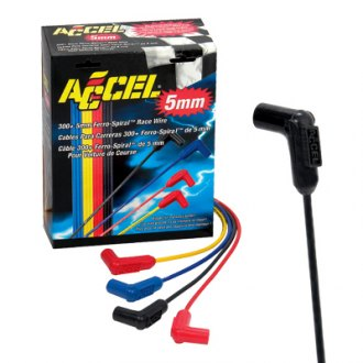 Accel® - 300+ Thundersport™ Spark Plug Wire Set